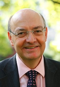 Dr Peter Hansford