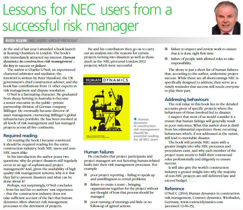 NEC Newsletter 73, pp 2